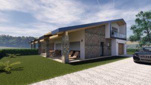 Reggio Emilia - Casa in bioedilizia 1