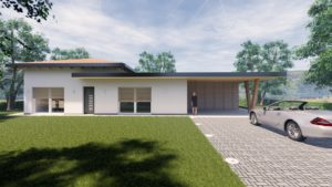 Riolo Terme - Casa in legno 1