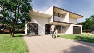 Pieve di Cento - Villa in bioedilizia 2