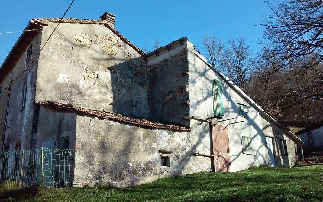 Casa da ristrutturare - prima
